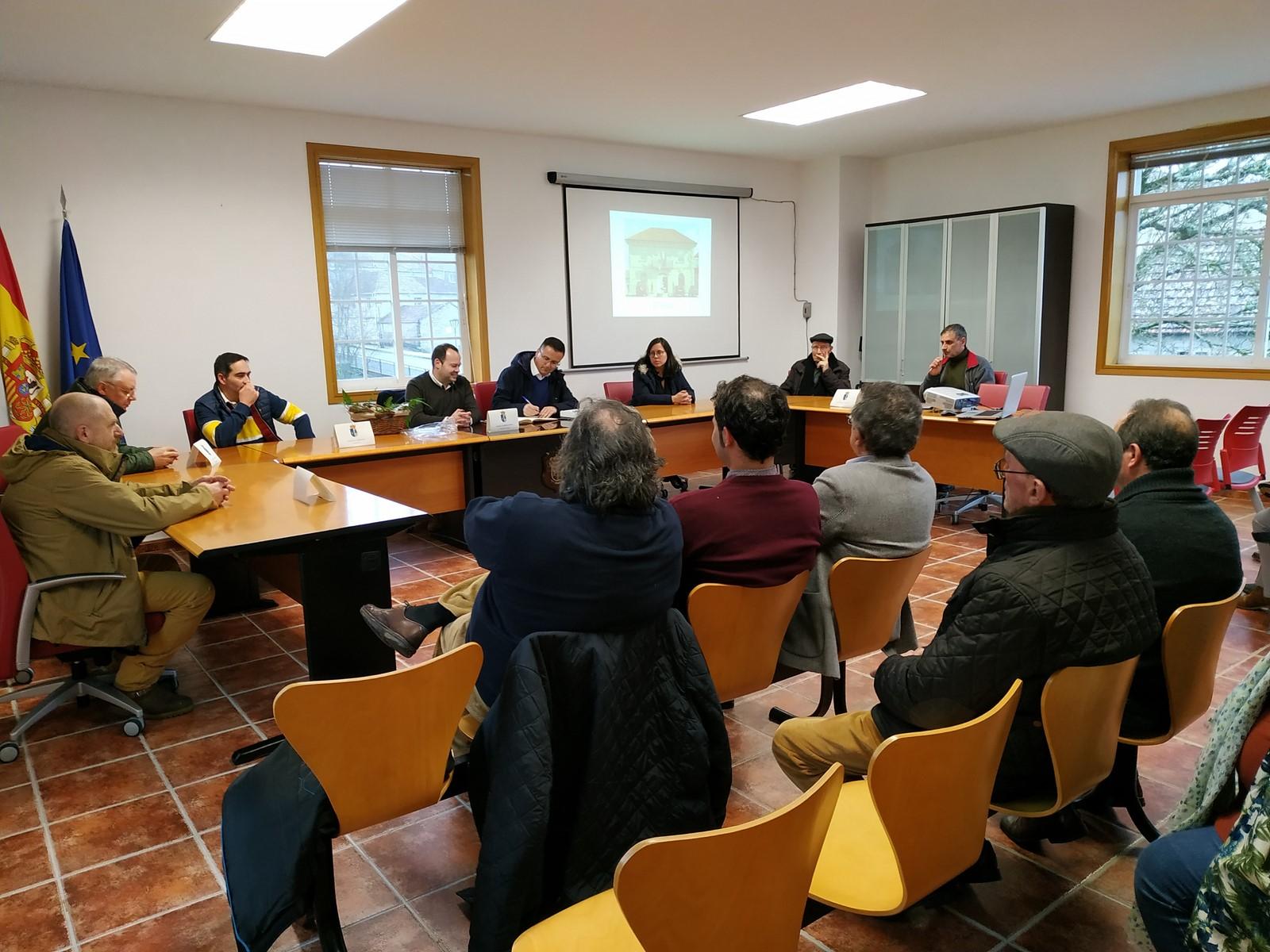 La Xunta colabora con el ayuntamiento de O Irixo para la constitución de una agrupación de gestión forestal