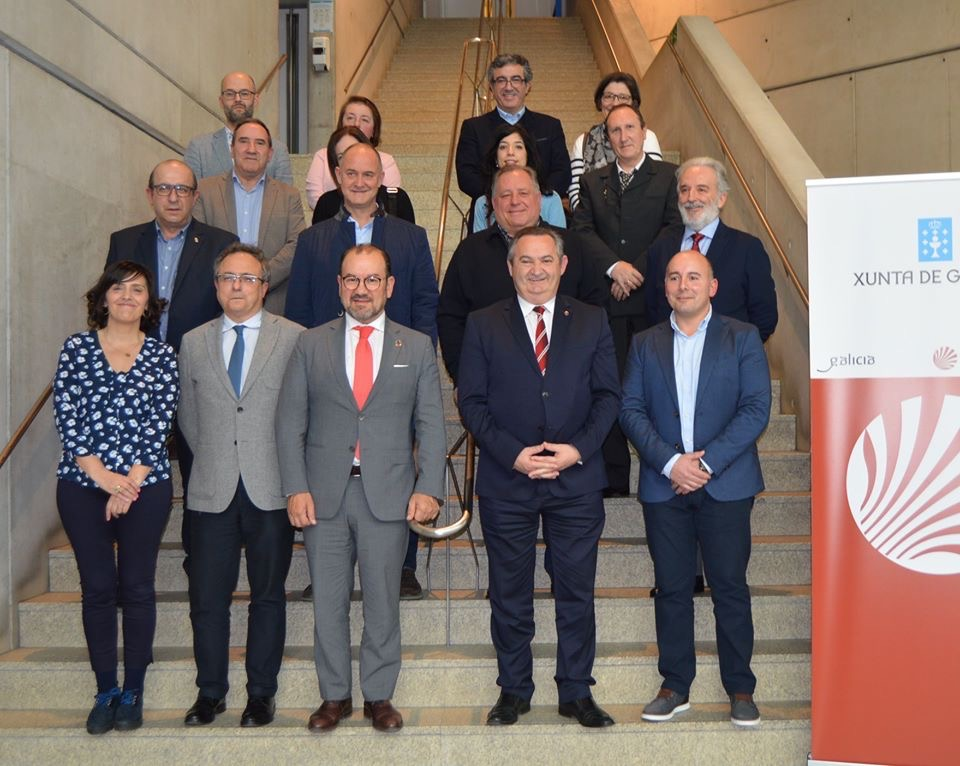 Seis GDR da provincia de Lugo poderán formarse na USC
