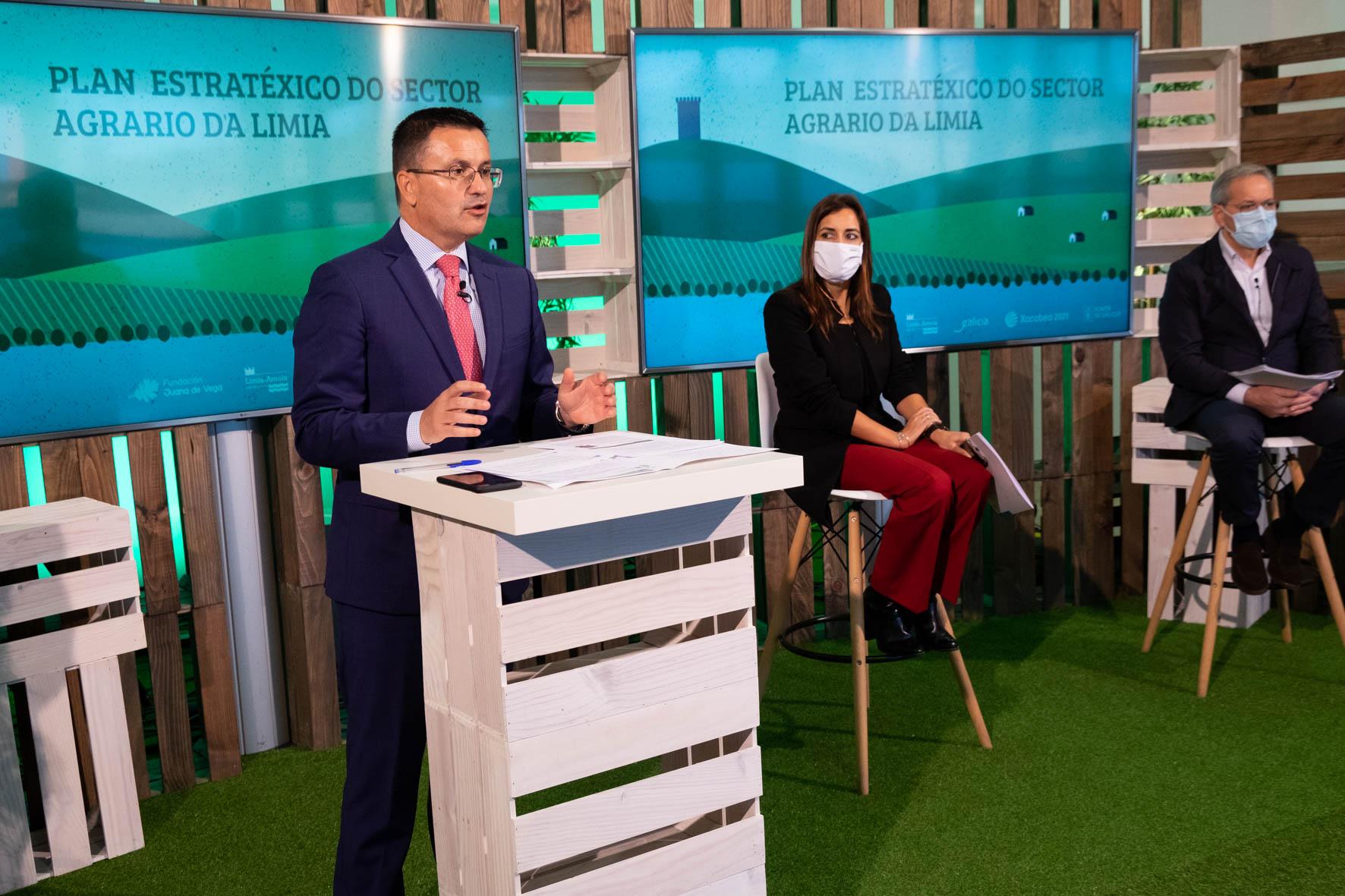 A Xunta e os axentes locais da Limia impulsan o Plan estratéxico para o sector agrogandeiro desta comarca ourensá