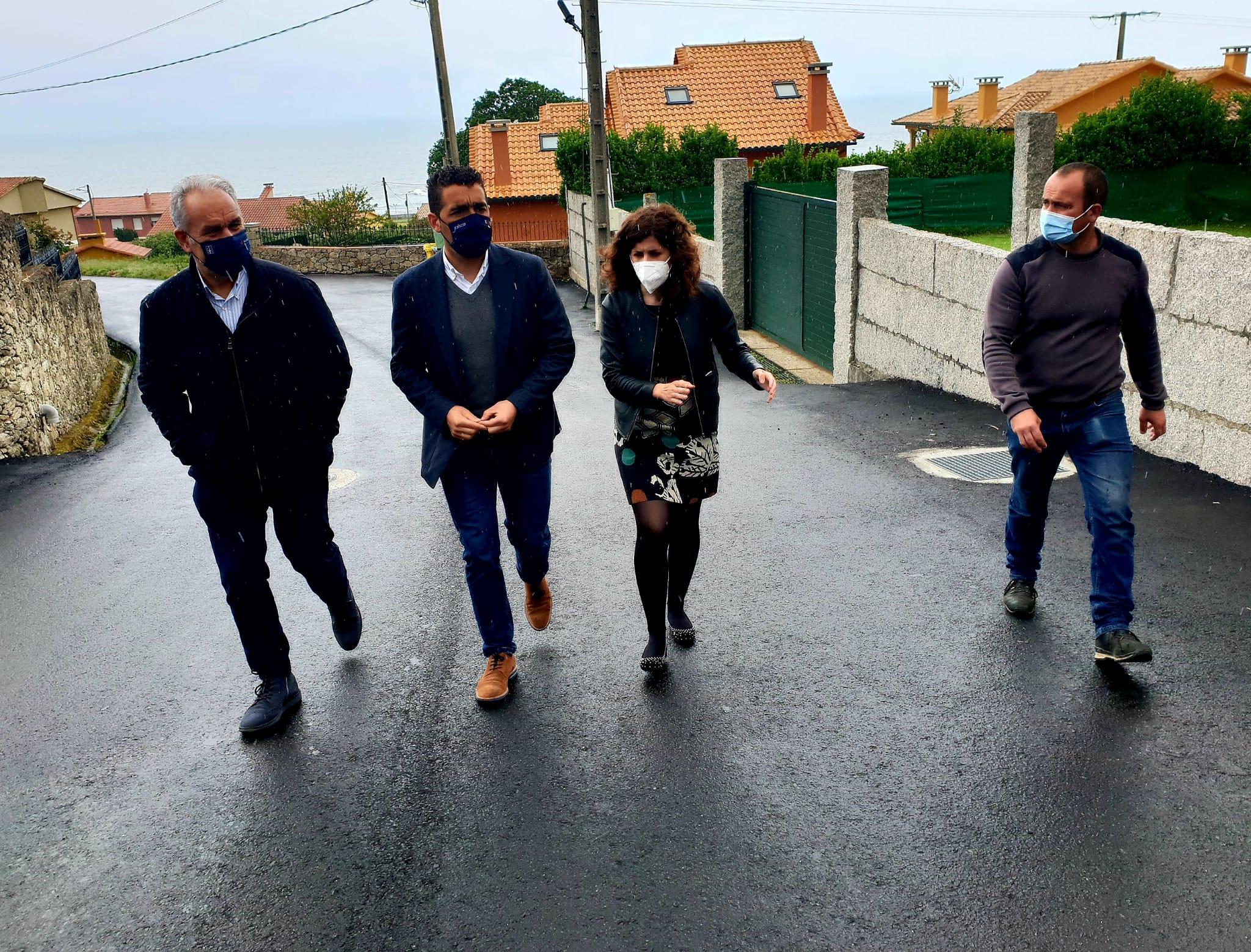 A Xunta dota este ano dun orzamento de máis de 200.000€ á bisbarra do Baixo Miño para a mellora de camiños municipais ao abeiro do Plan Marco