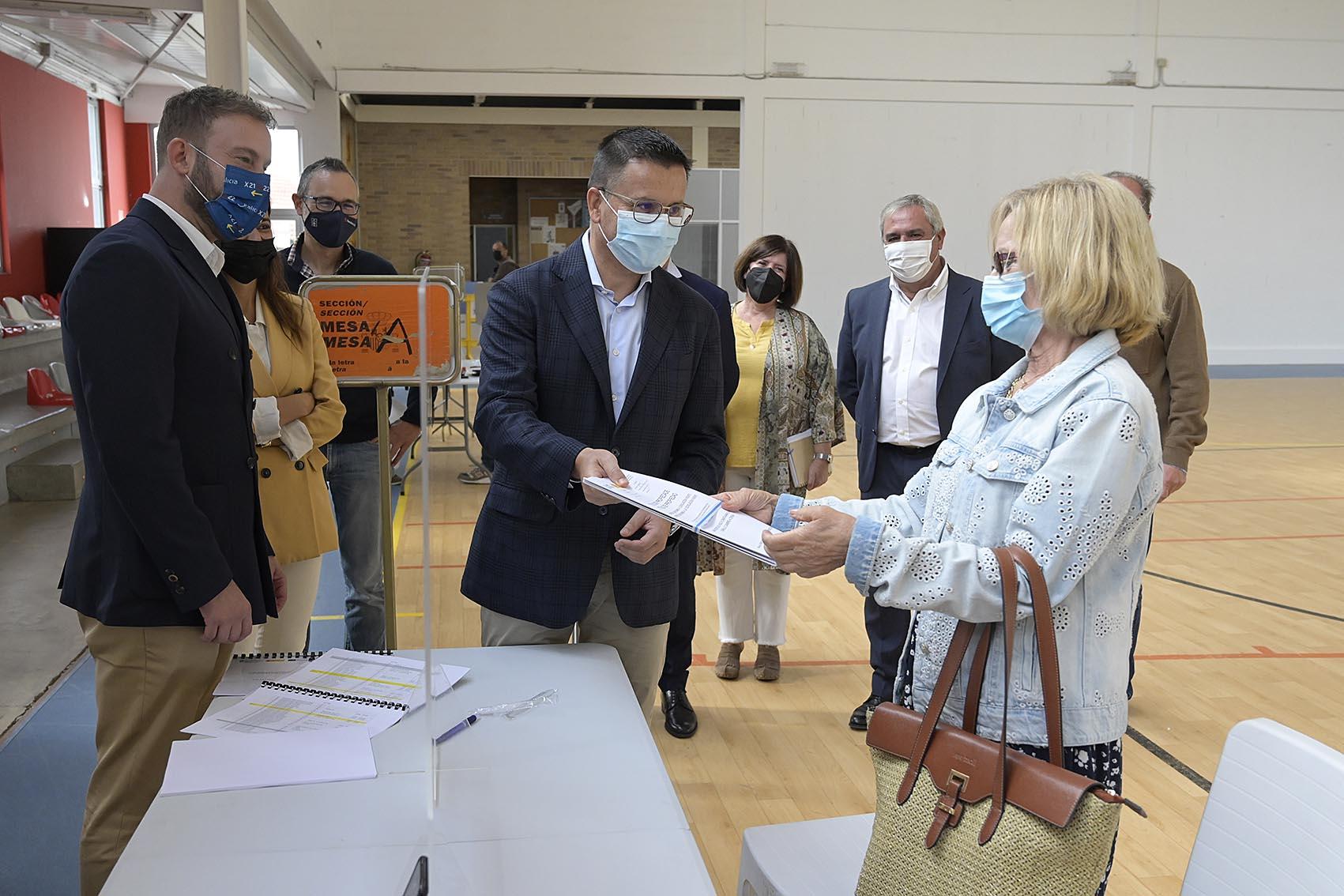 A Xunta finaliza a concentración parcelaria que comparten os concellos de Carral e Cambre na que investiu preto de 1,5 millóns de euros