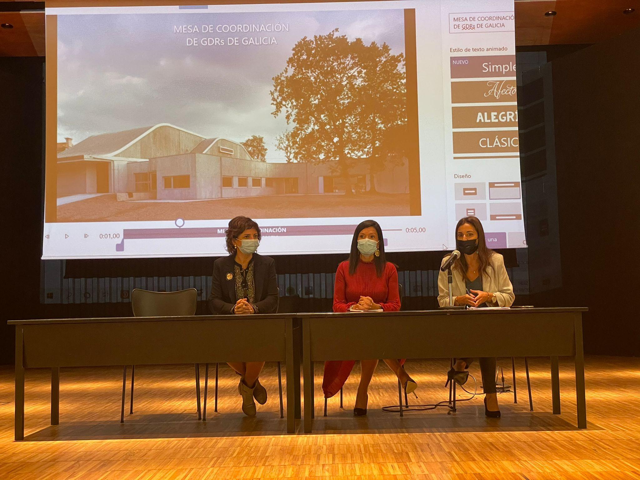 La Xunta y los 24 Grupos de Desarrollo Rural de Galicia avanzan en el diseño y aplicación del Leader 23-27