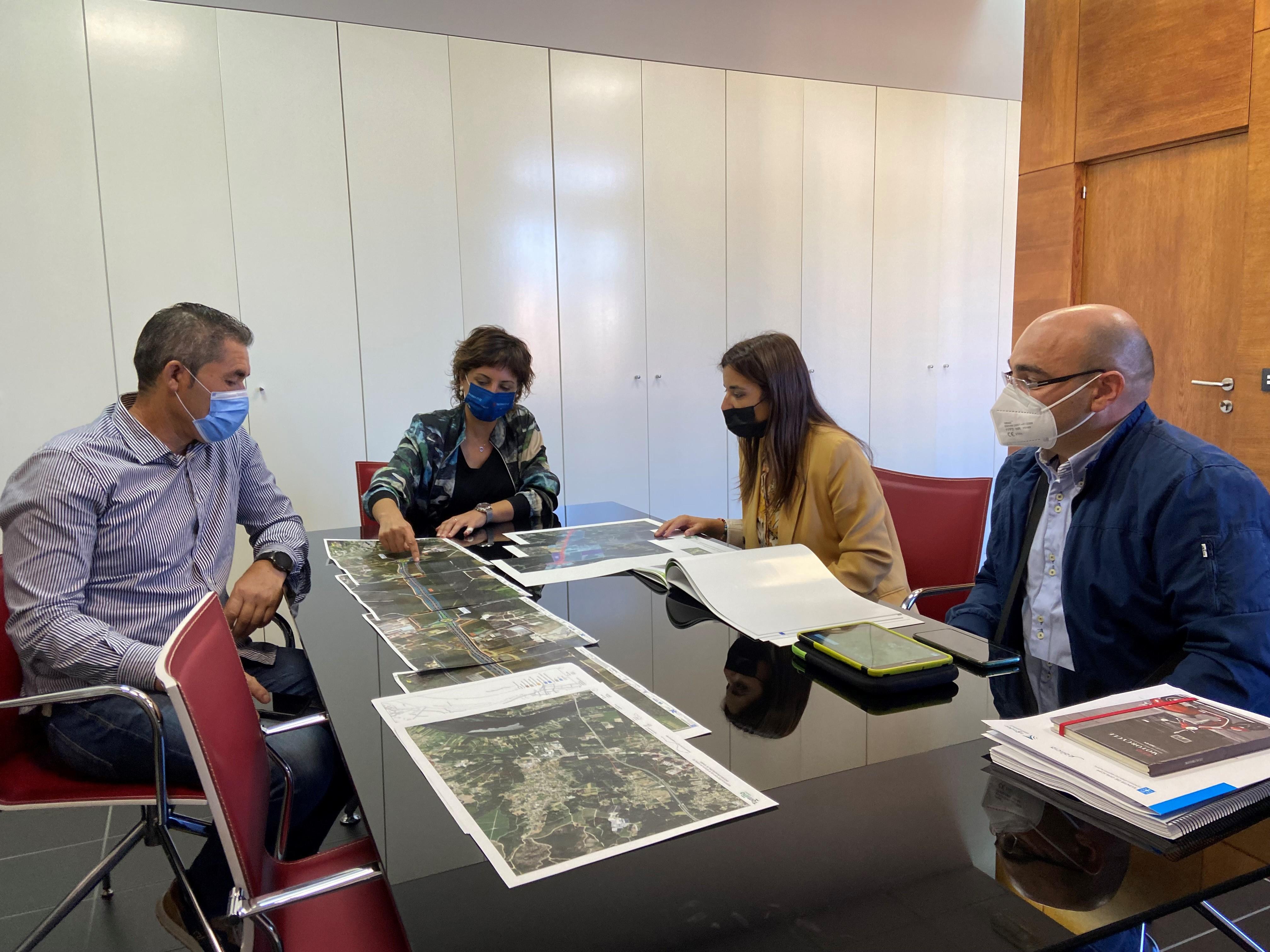 La Xunta estudia implementar en Tomiño un polígono agroforestal al amparo de la Ley de recuperación de la tierra