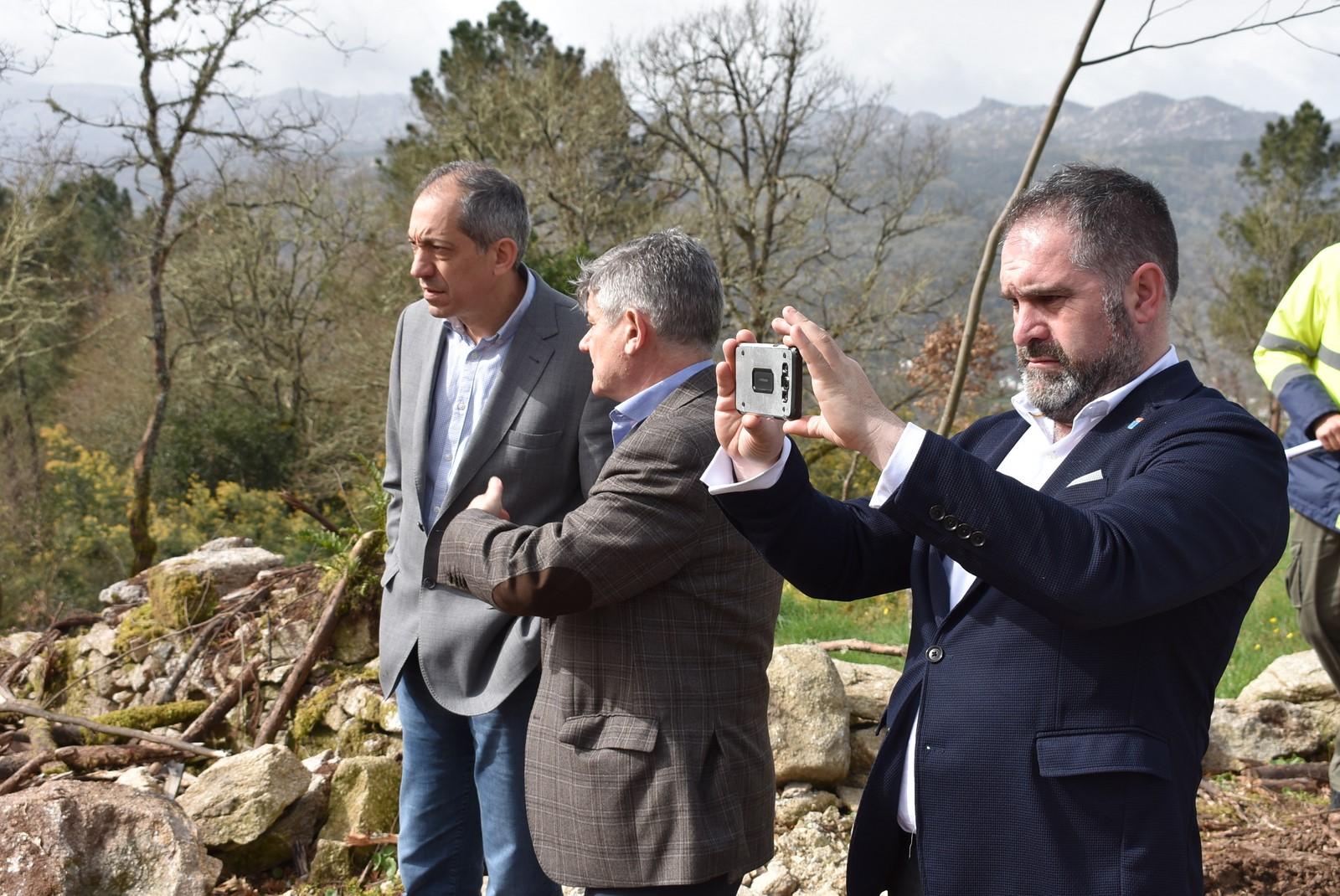 A Xunta forma ao Goberno asturiano para a posta en valor e recuperación da terra agraria e en materia de xestión forestal