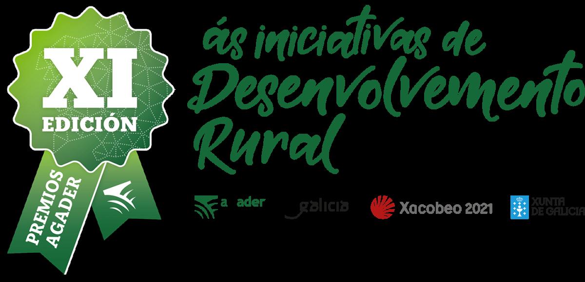 Logo 11º Premios Agader