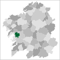 Comarca de Caldas en Galicia